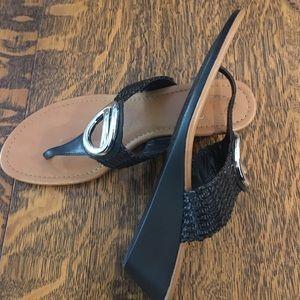 Impo Black sandals